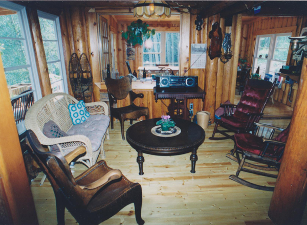 The Cabin Interior